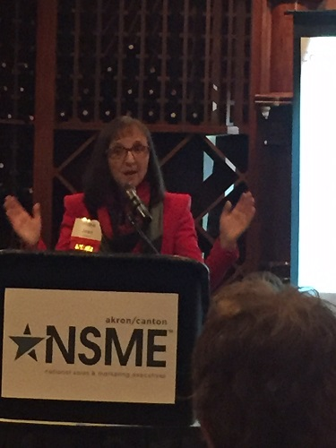 Jean presents at March NSME Workshop2